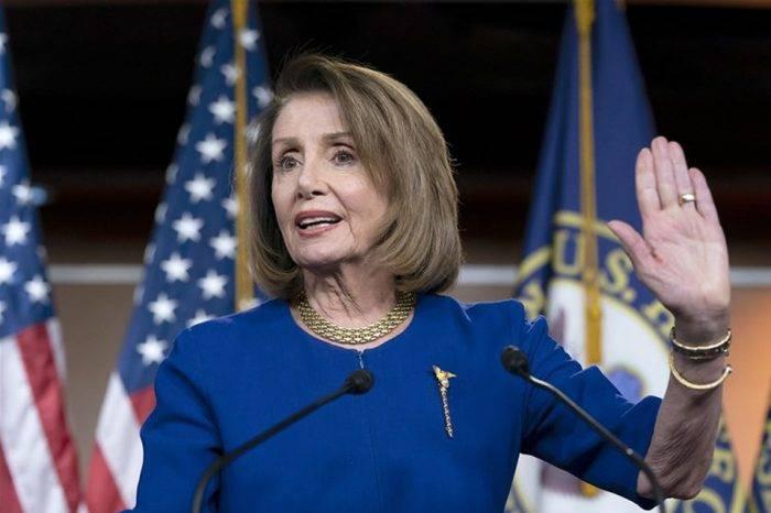 Presidenta de la Cámara de Representantes de EEUU reconoce a Guaidó como presidente