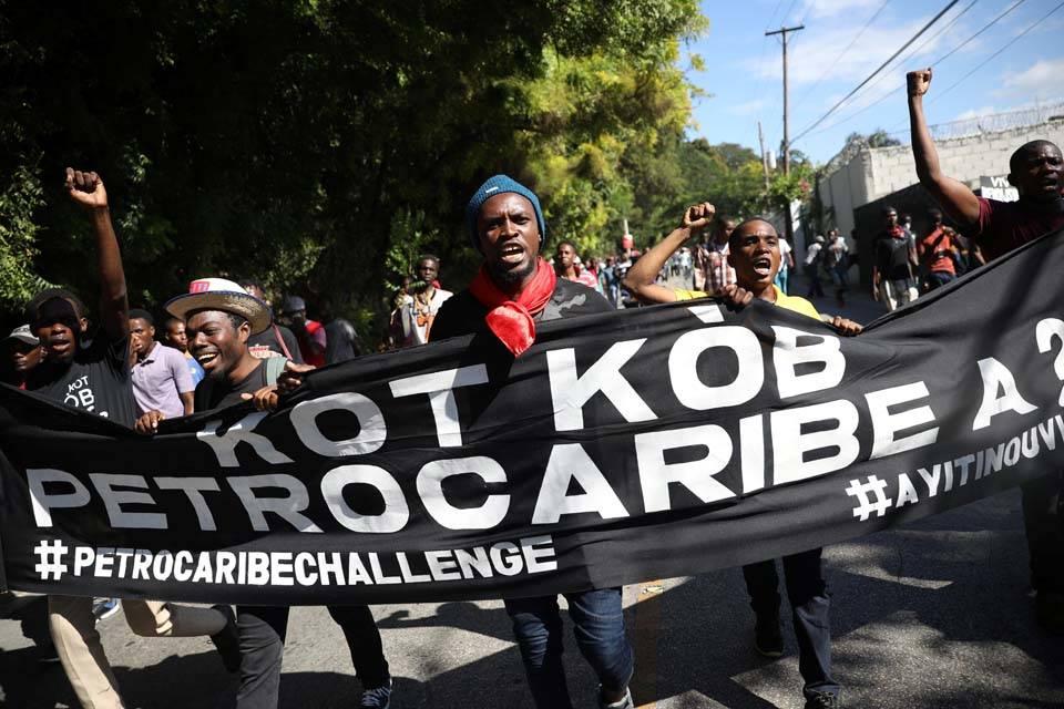 Protestas contra Petrocaribe