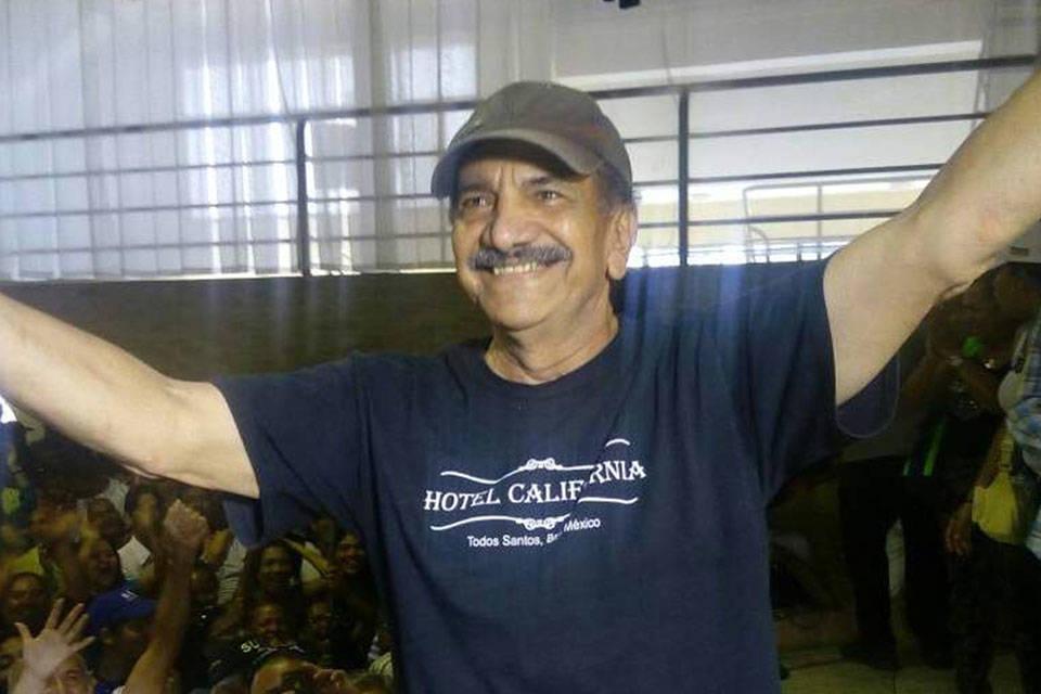 Exgobernador Ramón Martínez - MAS