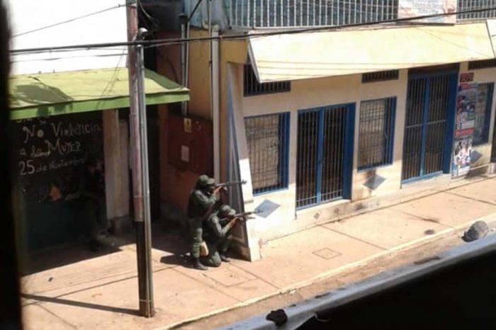 Represión Santa Elena de Uairén