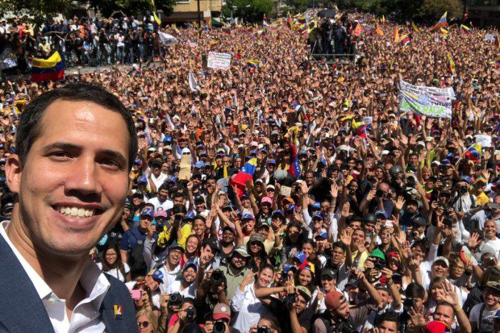 Creo en el hacer de Guaidó, por Alexis Andarcia
