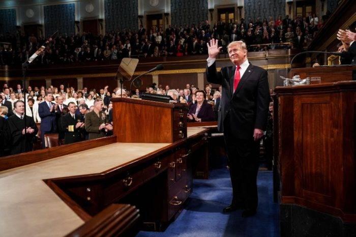 Trump ratifica su apoyo a Venezuela y Guaidó en discurso sobre Estado de la Unión