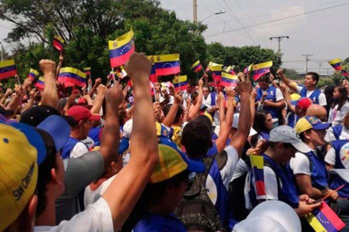Los Voluntarios por Venezuela no vamos a parar, por Roberto Patiño