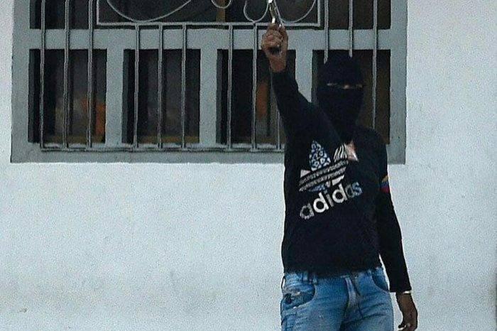 En 9 estados Maduro utilizó grupos paramilitares para reprimir a los ciudadanos