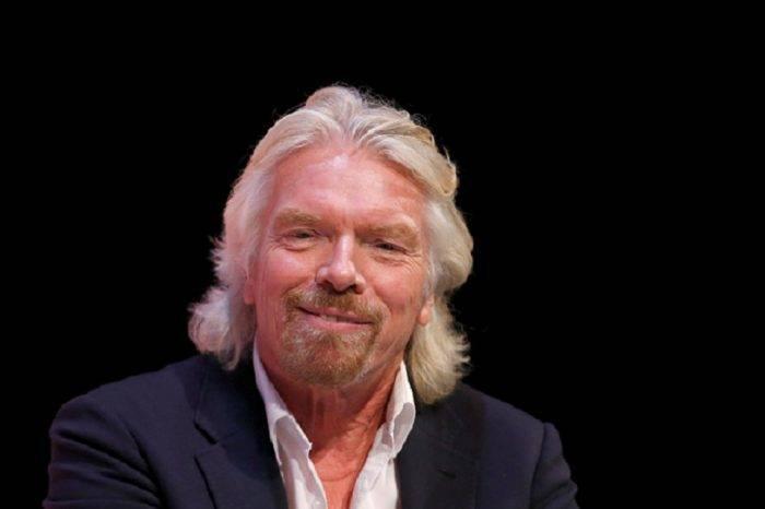 """Richard Branson: """"Convenceremos a las fuerzas militares con un poco de amor hippie"""""""