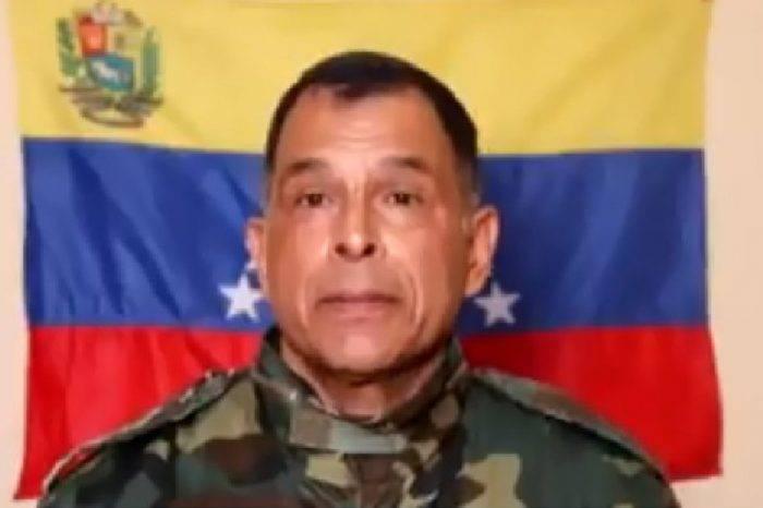 """Coronel llama a compañeros de armas a """"abrir las puertas de la libertad"""" este 4F"""