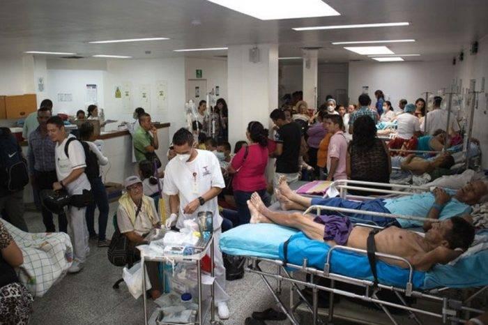 Catástrofe humanitaria, por Naky Soto