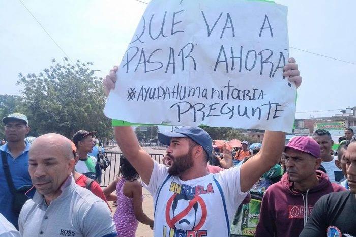 """""""Ahora vamos con todo"""" dice la resistencia en frontera"""