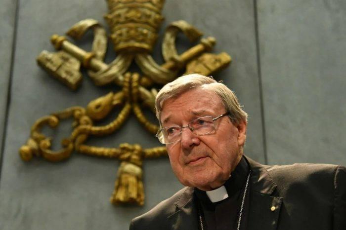 George Pell, número tres del Vaticano, es declarado culpable de pederastia