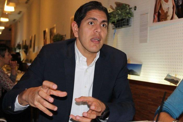 Lester Toledo pide que diputados involucrados en corrupción sean juzgados