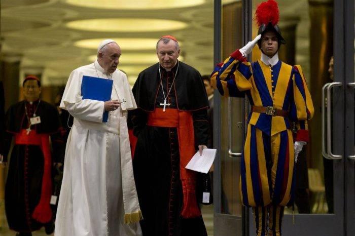 """Cardenal Parolín aseguró que Vaticano mantiene """"neutralidad positiva"""" sobre Venezuela"""
