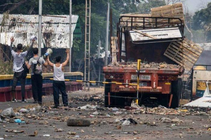Gobierno ya tiene los chivos expiatorios que pagarán con cárcel las protestas del #23Feb