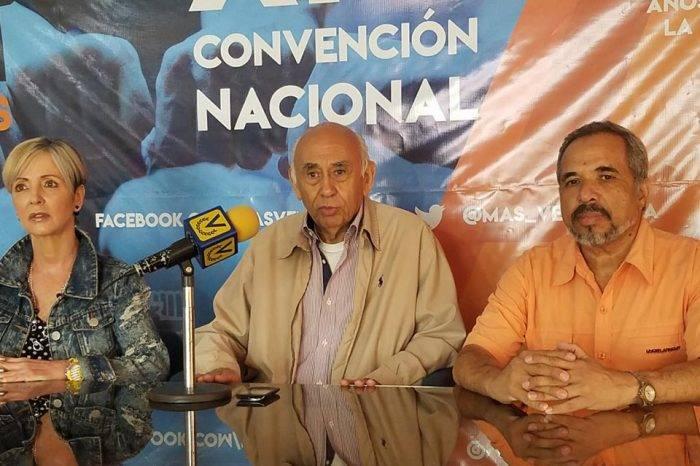 """MAS sobre designación del CNE: """"Será posible realizar elecciones parlamentarias este año"""""""