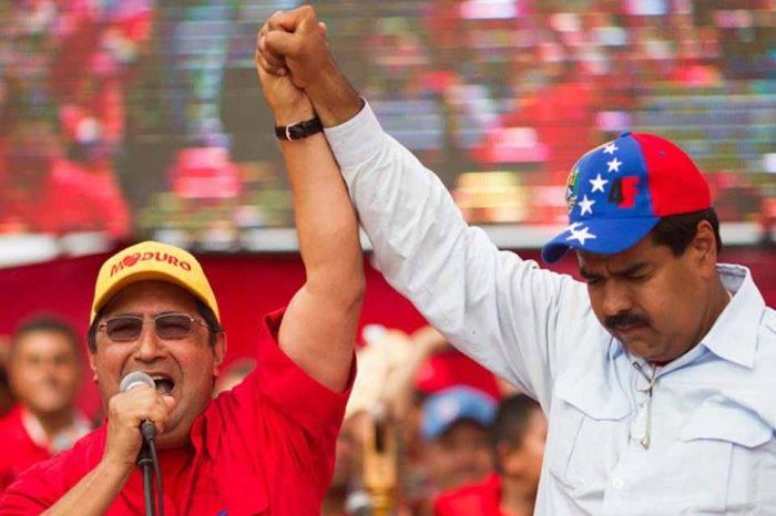 Maduro regresa a las designaciones de embajadores por Twitter con Adán Chávez