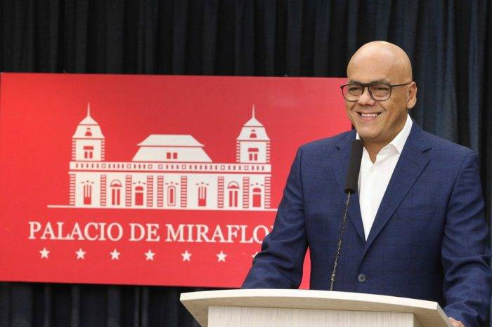 Jorge Rodríguez dice que culminó con éxito diálogo con la oposición en Barbados