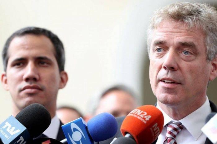 Alemania llama a consulta a su embajador tras plazo para que abandone Venezuela