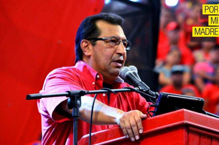 Adán Chávez. PMM