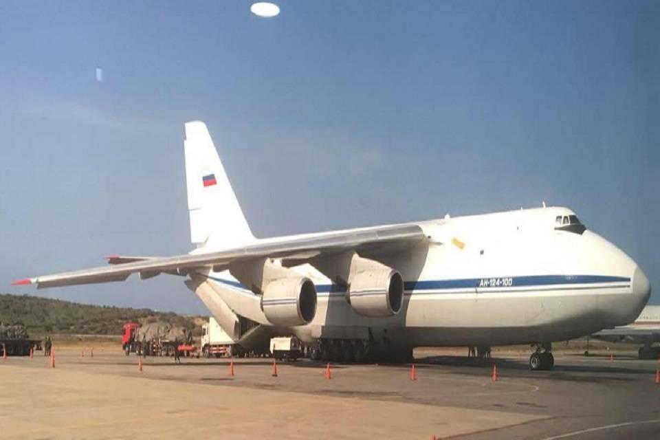Aviones rusos aterrizaron en Venezuela y se desconoce el motivo