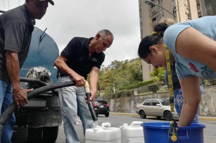 Prometen restituir servicio de agua cuando se estabilice el sistema eléctrico