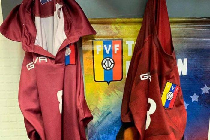 Marca que viste a la Vinotinto sufrió duras críticas por parte de los jugadores