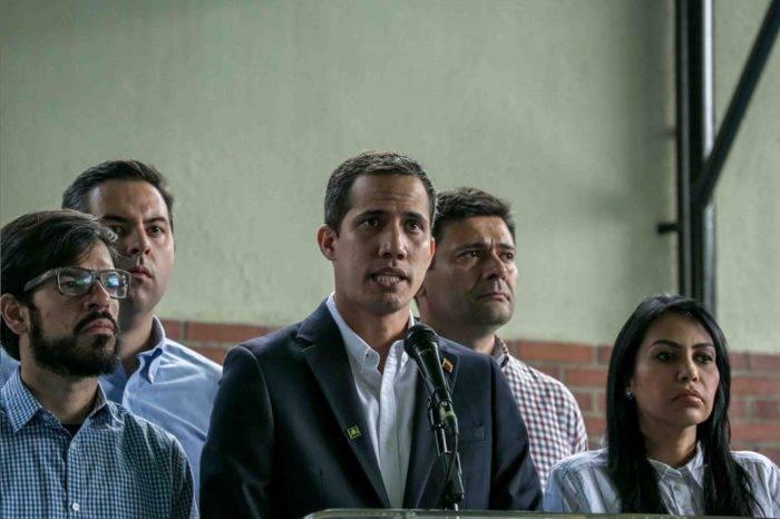 """Guaidó asegura que el Gobierno """"monta ollas"""" con tesis de sabotaje"""