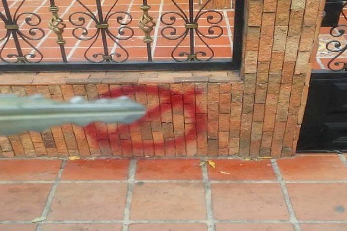 "Karim Vera: Casas marcadas en Táchira son ""un amedrentamiento ruín"""