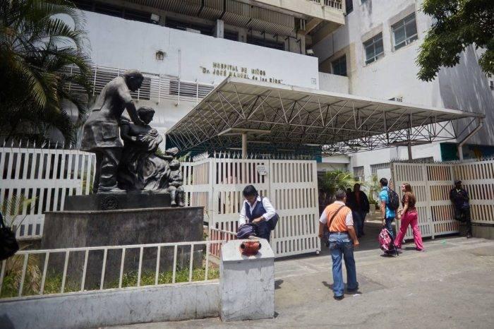 A media máquina funcionan los hospitales caraqueños luego del apagón