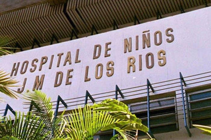 Niños del hospital J.M de los Ríos no tiene comida ni agua este #10Marz