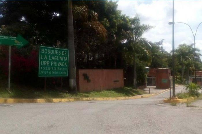 La Lagunita Caracas cuarentena
