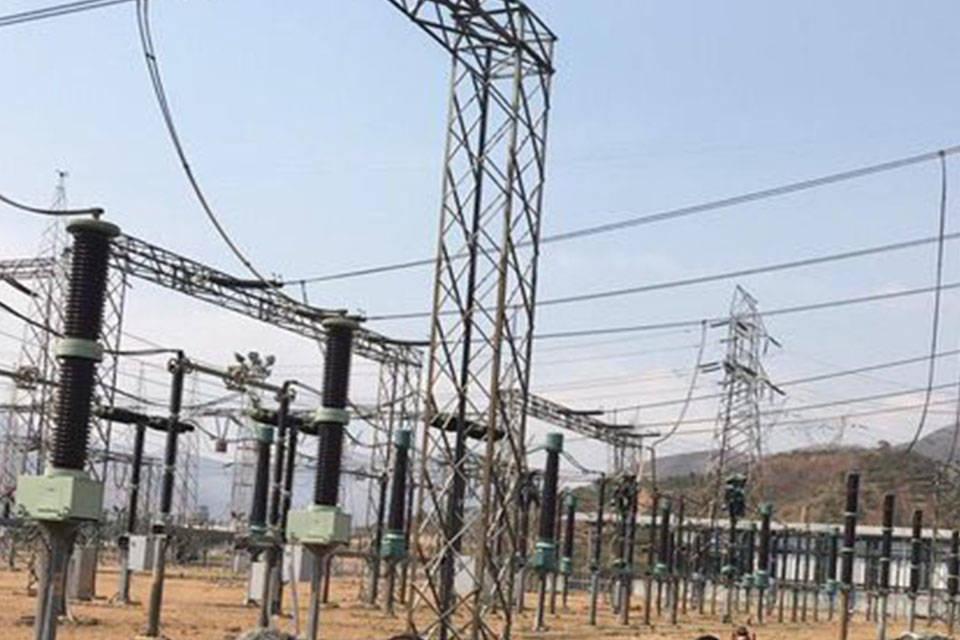Electricidad: Sub estación La Horqueta