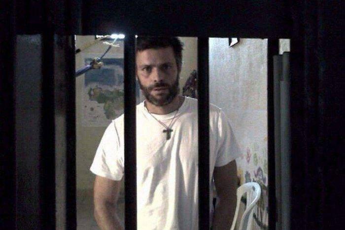Vecchio advierte que Leopoldo López será enviado a celda de tortura en Ramo Verde