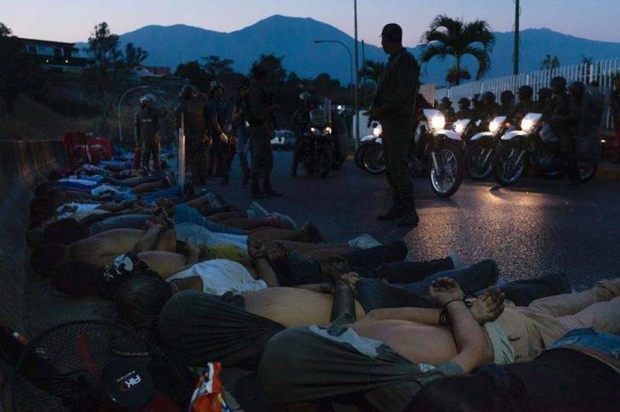 Foro Penal: Más de 70 detenidos por saqueos en supermercado de La Pirámide