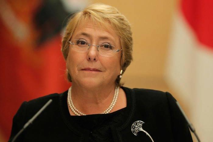 Bachelet: Espero escuchar todas las voces y trabajar con todos los actores
