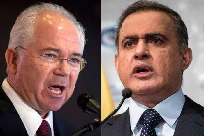 """Rafael Ramírez dice que revelará """"como Saab extorsionaba a Pdvsa"""""""