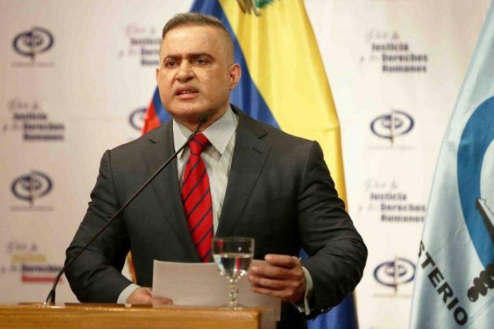 Saab dice que quienes pretenden usurpar el poder son autores de crímenes de odio