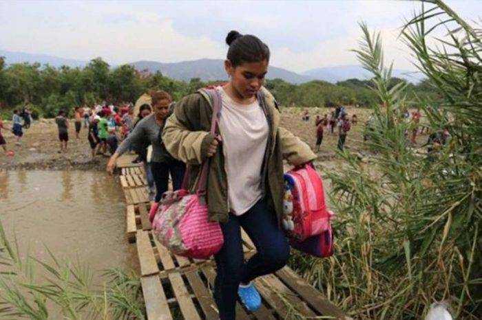 Diputados venezolanos piden a Bachelet visitar trochas en frontera con Colombia
