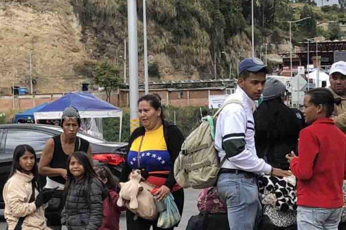 Más de 600 venezolanos en Ecuador fueron asistidos legal y socialmente