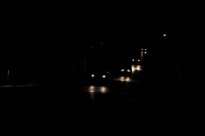 La oscuridad