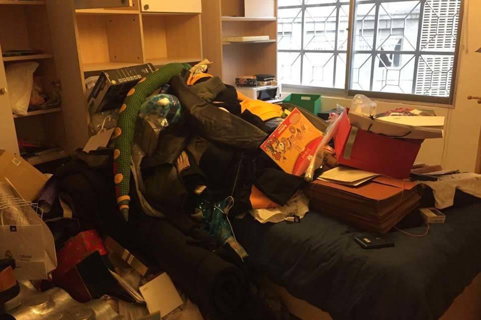 Destrozos en casa de Vergara2