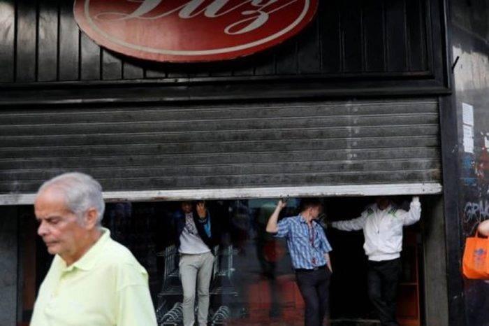 Nueva falla eléctrica afecta a la Gran Caracas y varios estados del país