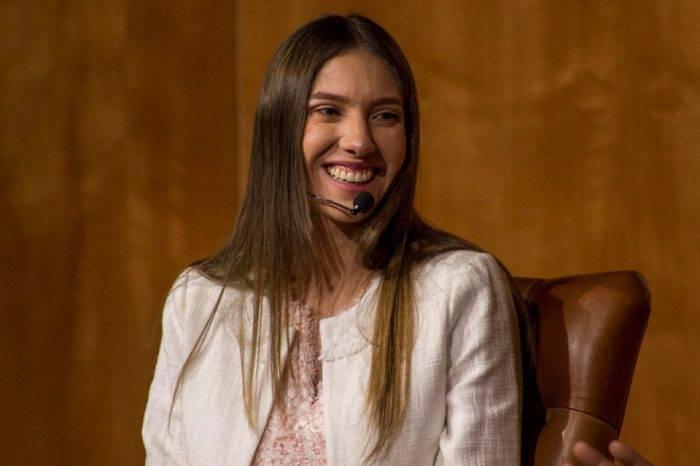 Fabiana Rosales: Jóvenes chilenos respaldan proceso de cambio en Venezuela