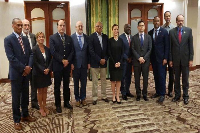 Caricom da espaldarazo a Guaidó al reconocerlo como interlocutor de la oposición