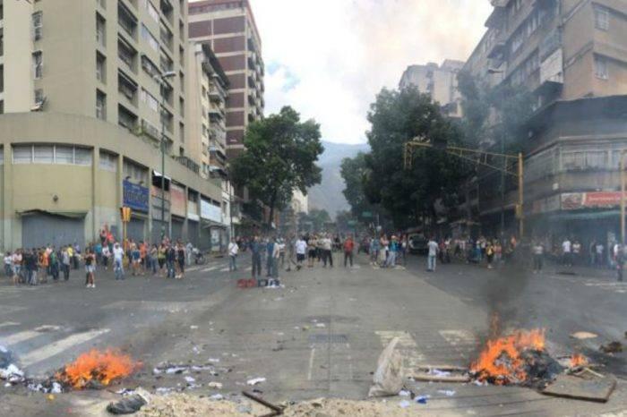 Foro Penal : Más de 80 personas detenidas en protestas por fallas de servicios públicos