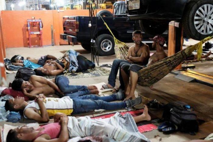 Más de 5.000 venezolanos trasladados dentro de Brasil en programa de la ONU
