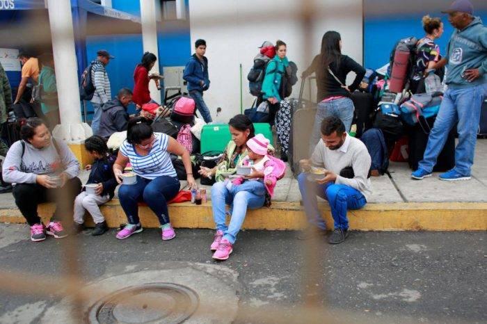 Migrantes venezolanos caen en la trampa de la trata de personas en Perú