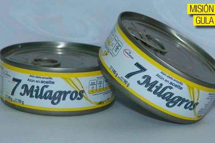 latas de Atún