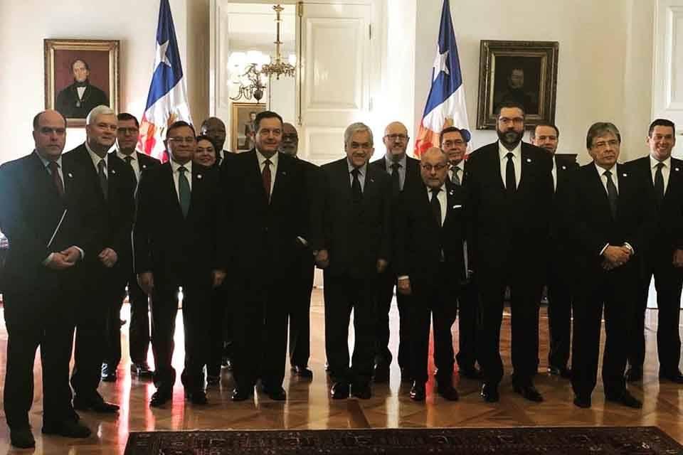 Julio Borges Grupo de Lima