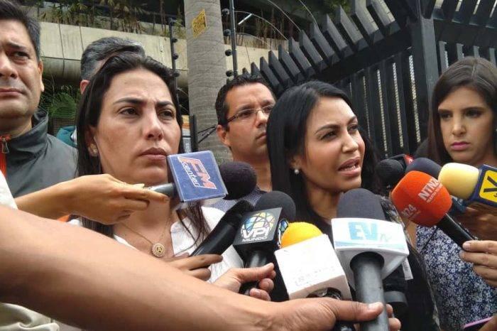 """Delsa Solórzano: """"Ojalá que vengan más sanciones contra gente como esa"""""""