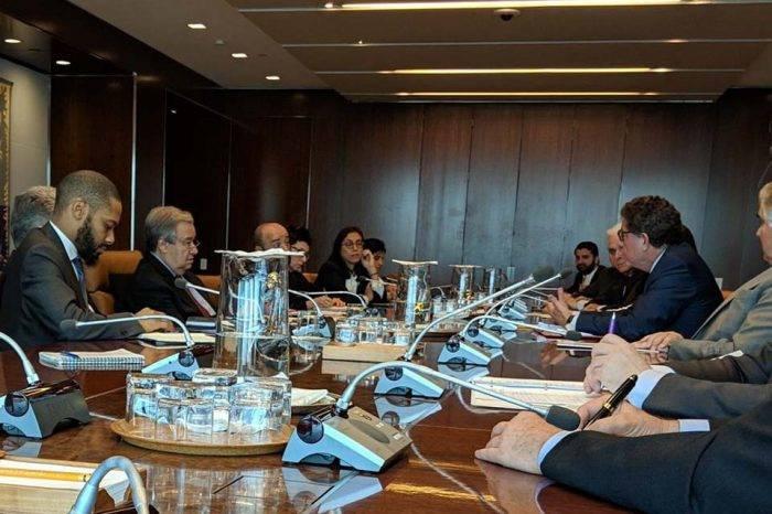 Grupo de Lima pide al secretario de la ONU que trabajen con la AN y Guaidó