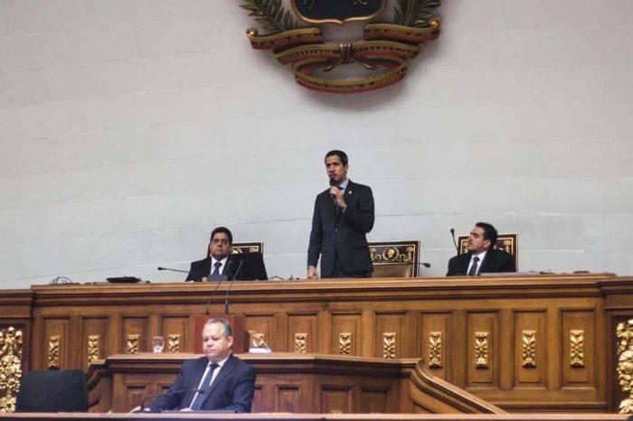 AN ratifica desconocimiento al TSJ en medio de una sentencia contra seis diputados